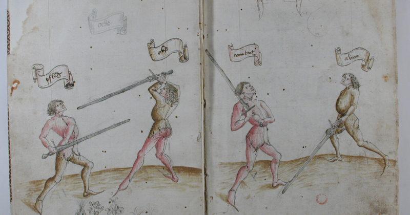 Krátke pojednanie o umení šermu majstra Lichtenauera