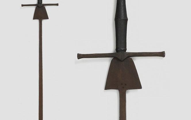 Fechtschwert z aukčného domu Fischer