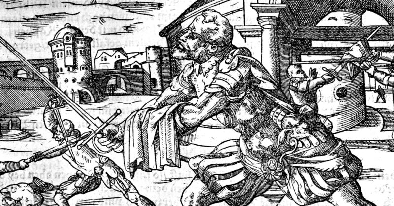 Joachim Meyer – Šerm rapírom (preklad)